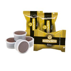 cialdaok gold arabica lavazza espresso point covim