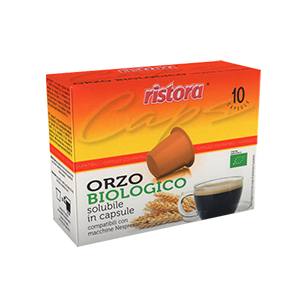 cialdaok orzo biologico nespresso ristora