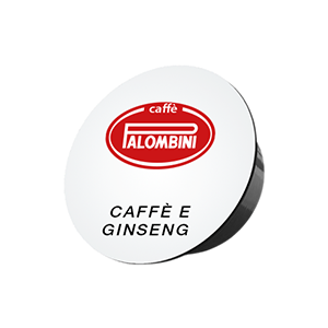 cialdaok caffe e ginseng dolce gusto palombini