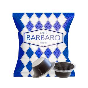 Le capsule compatibili Bialetti di Cremoso Caffè Barbaro conservano tutto l'aroma del vero espresso napoletano dal gusto deciso