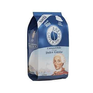 caffè Borbone compatibile Dolce Gusto Miscela Blu